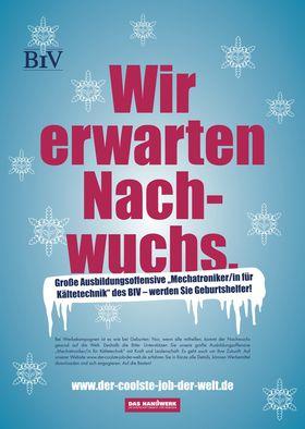 """BIV-Kampagne """"Der coolste Job der Welt"""""""